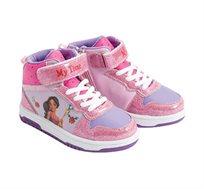 נעלי ספורט גבוהות לילדות וילדים במגוון מותגים לבחירה