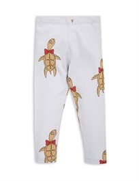 MINI RODINI// Turtle leggings grey
