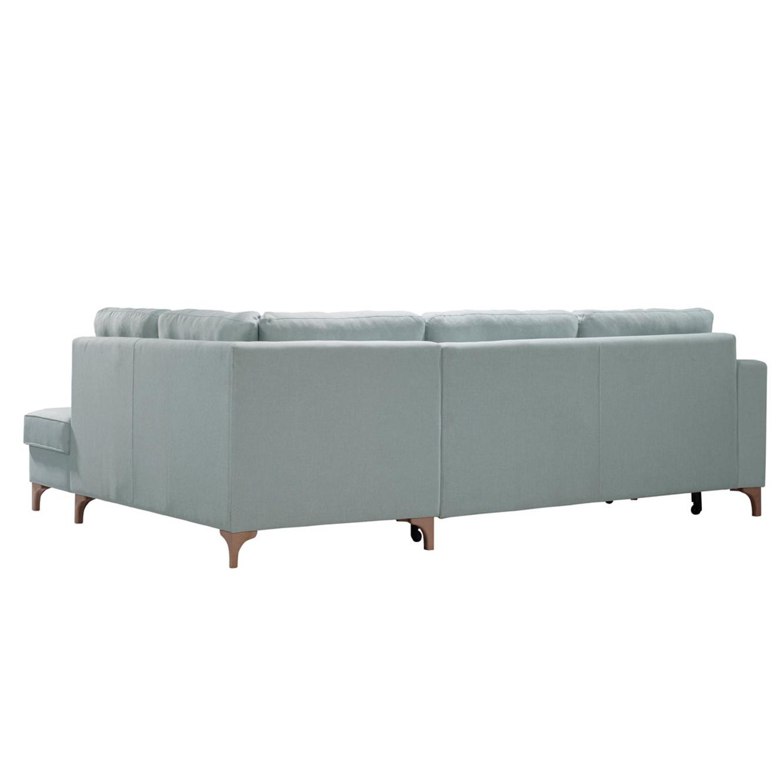 מערכת ישיבה פינתית בעיצוב מודרני דגם POSITANO נפתחת למיטה BRADEX - תמונה 4