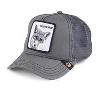 Goorin כובע מצחייה Silver Fox