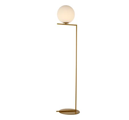 מנורת עמידה בעיצוב מודרני דגם עידו המתאימה לחללי הבית השונים