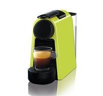 מכונת קפה Nespresso Essenza Mini בצבע ירוק דגם D30