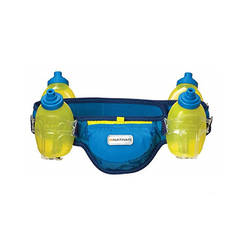 רצים ושותים! חגורות מימיה ל-2 או 4 מימיות כולל בקבוקים, נוח לשימוש ושליפה מהירה ביד אחת - תמונה 2