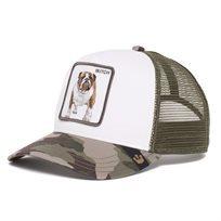 כובע מצחייה גורין - Goorin Butch Olive