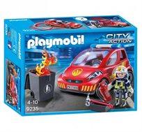 לוחם אש ורכב סיור PLAYMOBIL P9235
