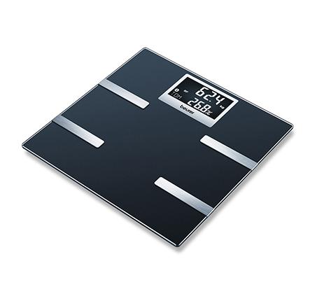 משקל גוף חכם עם תקשורת חדשנית בין הטלפון החכם למשקל