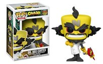 Funko Pop - Dr. Neo Cortex  (Crash Bendicoot) 276  בובת פופ קראש בנדיקוט
