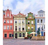טיסה או טיסה ומלון לפוזנן-פולין ב-31.12-7.1 החל מכ-$103*