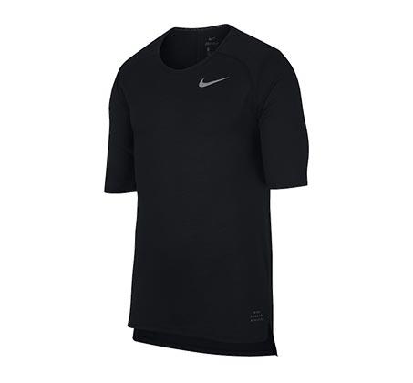 חולצת דרי פיט לגברים - שחור