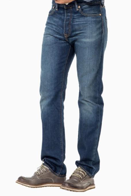 ג'ינס Levis 501-2052 לגבר - כחול