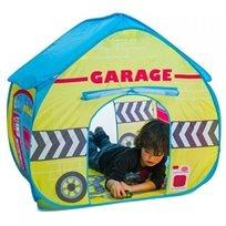 אוהל טיפי - מוסך