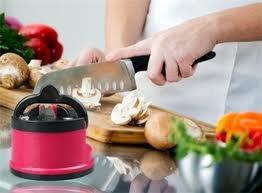 לחדות מושלמת! משחיז סכינים מקצועי להשחזת כל סוגי הסכינים והמספריים - תמונה 4