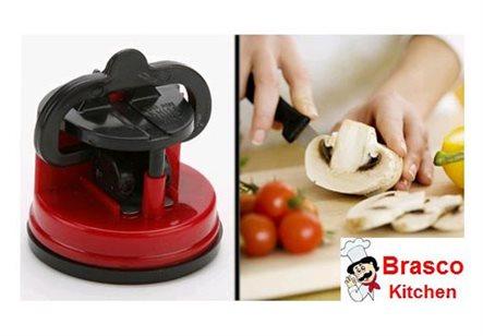 לחדות מושלמת! משחיז סכינים מקצועי להשחזת כל סוגי הסכינים והמספריים - תמונה 2