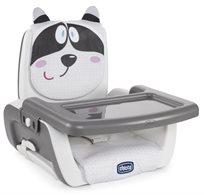 מושב הגבהה מתקפל לתינוק עם מגש MoDe דב Honey Bear