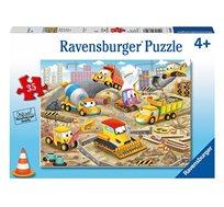 פאזל מכוניות מרוץ 35 חלקים Ravensburger