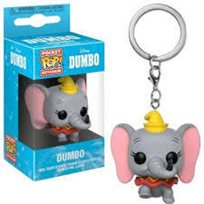 Funko Pop -  Dumbo Keychain מחזיק מפתחות