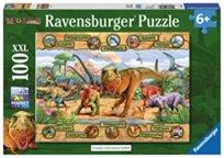 פזל 100 דינוזאורים 2