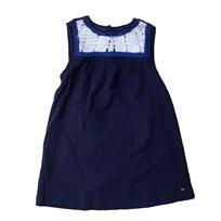 שמלת Tommy Hilfiger לילדות (מידות 3 חודשים- 4 שנים)