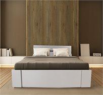 מיטה מעוצבת דגם 7001 עשויה מלמין יצוק