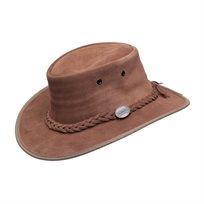 Barmah HI 1061 - כובע זמש בצבע אגוז