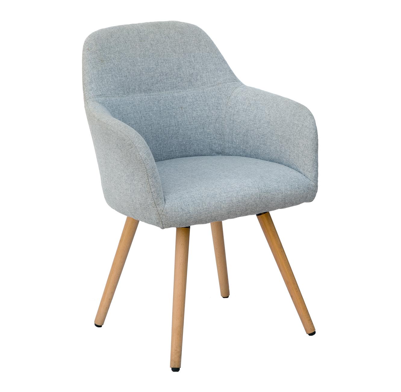 כורסא מעוצבת לסלון נוחה ומפנקת בעלת רגלי עץ בצבעים לבחירה U DESIGN - משלוח חינם - תמונה 5