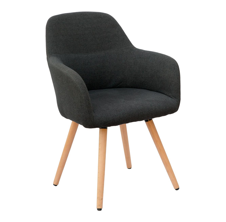כורסא מעוצבת לסלון נוחה ומפנקת בעלת רגלי עץ בצבעים לבחירה U DESIGN - משלוח חינם - תמונה 4
