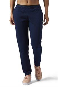 מכנסי טרנינג לנשים REEBOK דגם BS3805 בצבע כחול כהה