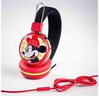 אוזניות קשת מיני מאוס עם מיקרופון