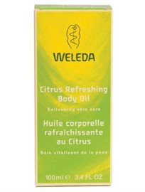 Weleda Cirtus Refreshing Body Oil