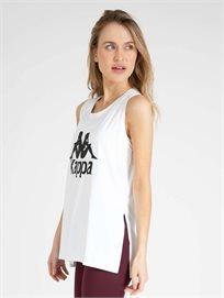 Kappa נשים // גופית לוגו לבן