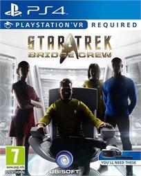 Star Trek: Bridge Crew Vr Ps4 אירופאי!