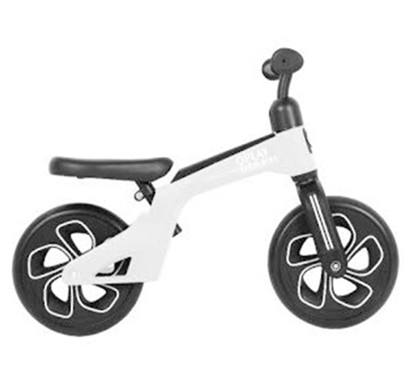 Tech Bicycle אופני איזון עם כיסא וידית מתכווננים Q Play - משלוח חינם - תמונה 4