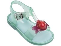 MELISSA ילדות // MAR SANDAL II BB GREEN