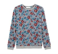 חולצה עבה עם שרוולים ארוכים Promod לנשים - הדפס לבחירה