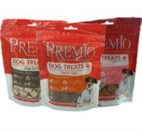 מארז 3 חטיפי PREMIO לכלב