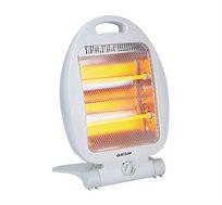 תנור חימום Gold Line דגם ATL-1001 עשוי קוורץ בעל שני גופי חימום ורפלקטור אחורי לפיזור החום