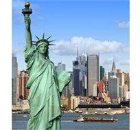 חורף בניו יורק! חופשה בתפוח הגדול - טיסה לניו יורק בחודשים ינואר-מרץ רק בכ-$575*