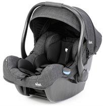 סלקל לתינוק I-Gemm עם מערכת ראש מתכווננת בצבע ג'ינס כהה
