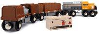 סט רכבת משא עם מטען 5 חלקים