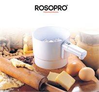 המוצר שכולם חיכו לו! נפה חשמלית לעוגות ומאפים ללא מאמץ מבית Rosopro