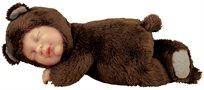 בייבי דובי שוקולד - בובות Anne Geddes