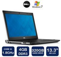אספקה מהירה עד 72 שעות! מחשב נייד Dell Latitude עם מעבד i5, זיכרון 4GB, מסך ''13.3 ו-Win 7 PRO