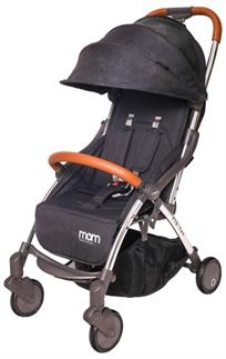 טיולון קומפקטי לתינוק עם קיפול אוטומטי Tik Tak - שחור