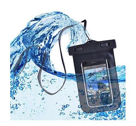 נרתיק מגן לסמארטפון המאפשר לשלוט על המכשיר בצורה מלאה ולהנות מהגנה מפני מים וחול
