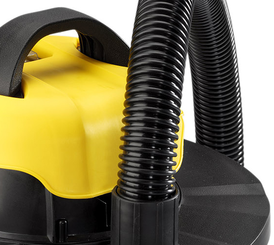 שואב אבק יבש ורטוב 180 בר דגם DVC 20XT בנפח של 20 ליטר להסרת לכלוך יבש ורטוב - משלוח חינם - תמונה 3