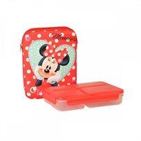 תיק אוכל מבודד Minnie Mouse