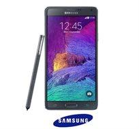 סמארטפון Galaxy Note 4 מבית Samsung, מעבד חזק ועוצמתי, זיכרון בנפח 32GB ומערכת הפעלה Android OS v4.4