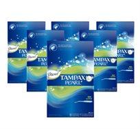 12 מארזי טמפונים Tampax Pearl Super - משלוח חינם!