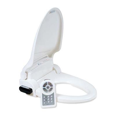 פנטסטי מושב אסלה בידה חשמלי עם שלט רחוק פלסאון IB7500R IH-17