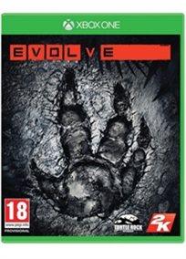 Evolve Xbox One במלאי! אירופאי!